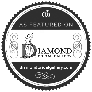 AS SEEN ON DIAMOND BRIDAL GALLERY