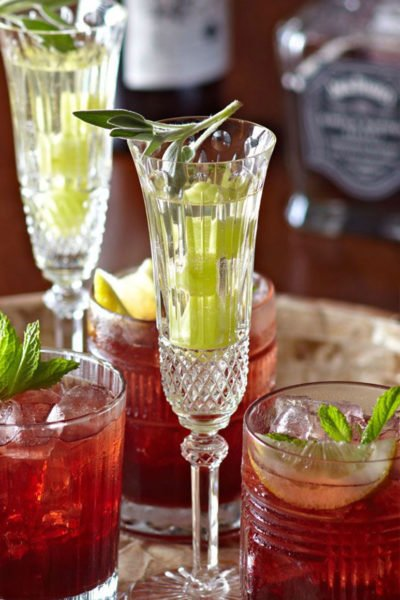 Southern Wedding Mixed Drinks